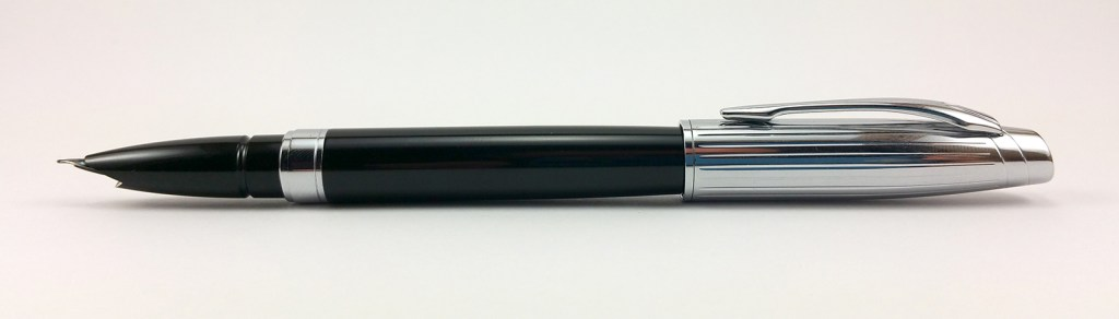 Baoer 100 Fountain Pen Posted