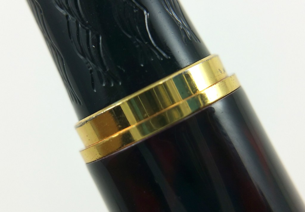 Dikawen 821 Fountain Pen Step by the Section