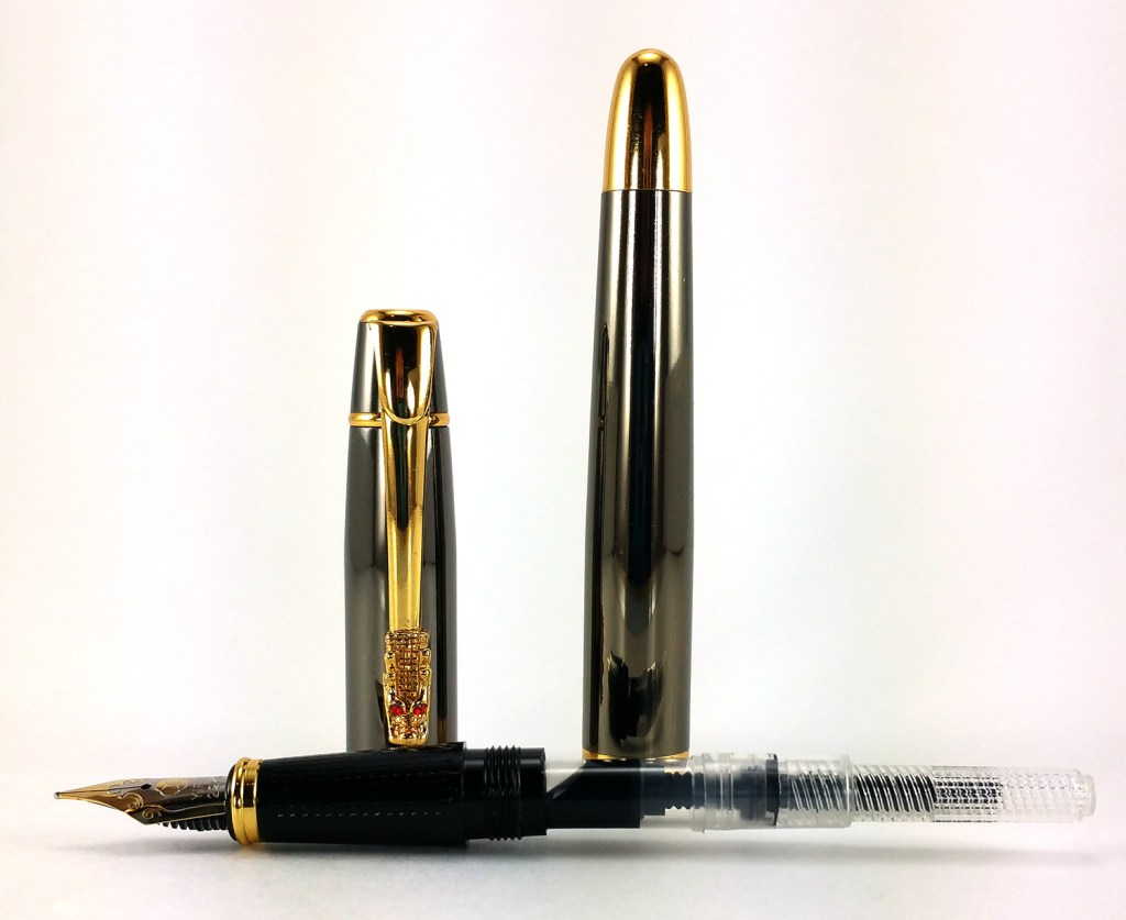 Yiren 860 Fountain Pen Disassembled