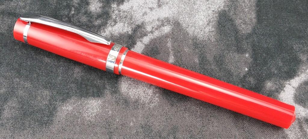 Nemosine Singularity Fountain Pen, capped