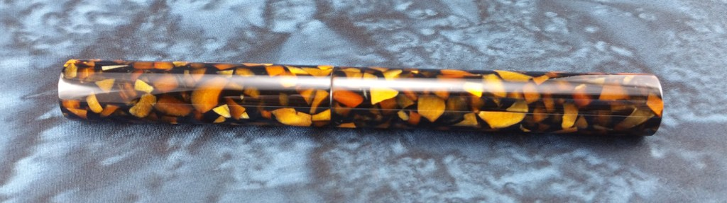 A picture of the Newton Pens Eastman Fountain Pen, capped