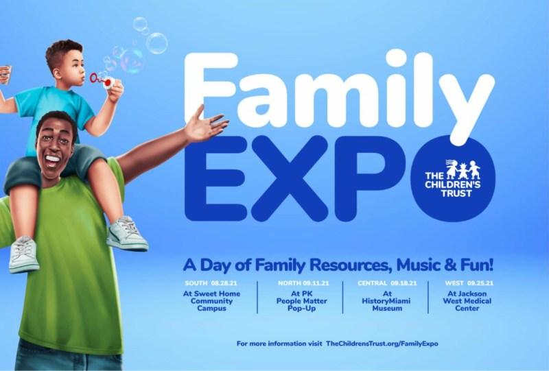 Family Expo Flyer