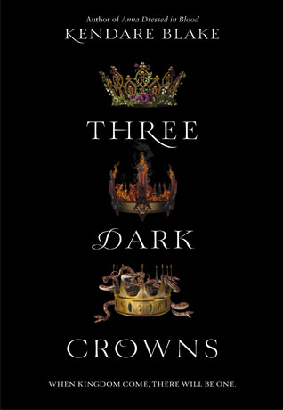 Image result for three dark crowns