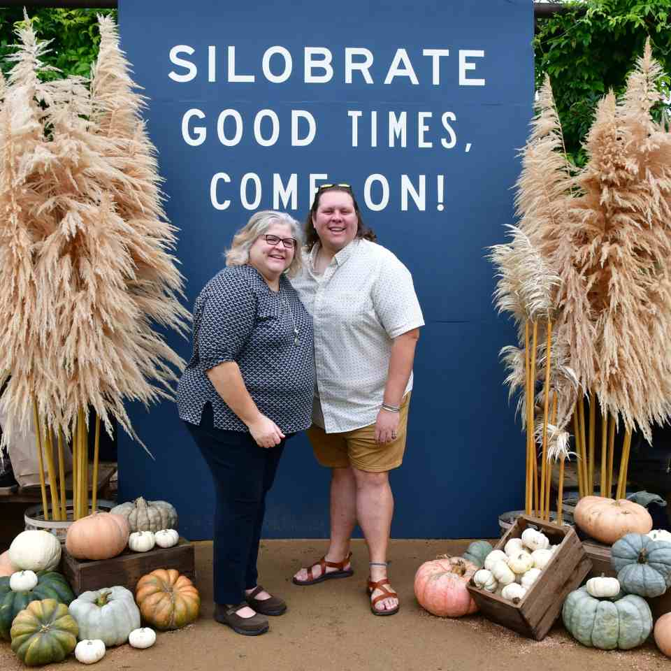 Kendell and his Mother at Silobration 2018
