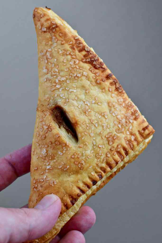 Apple Turnover, look at those layers
