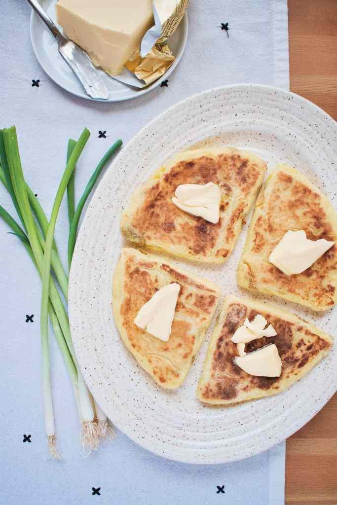 Irish Potato Bread