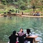 Telaga Batu di Bogor, Wisata Alam untuk Berenang dan Camping