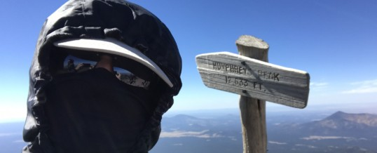 Conquering the Mountain: Humphreys Peak