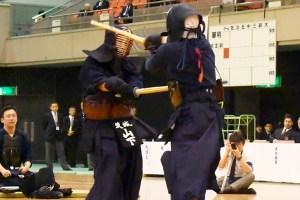 第66回全日本都道府県対抗大会 決勝戦