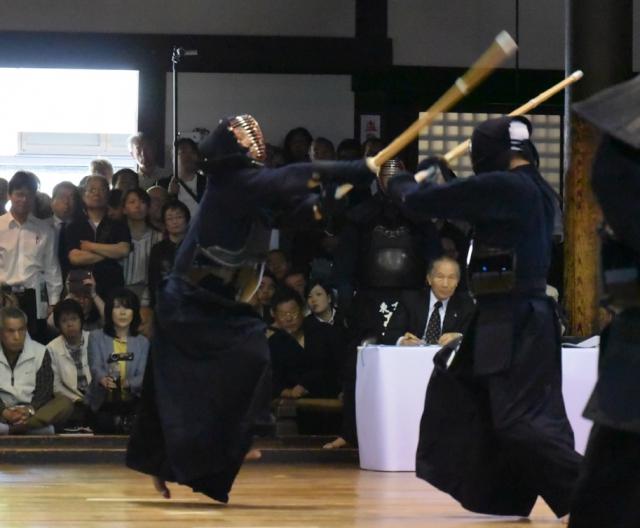 船津晋治(大阪)×香田郡秀(茨城)