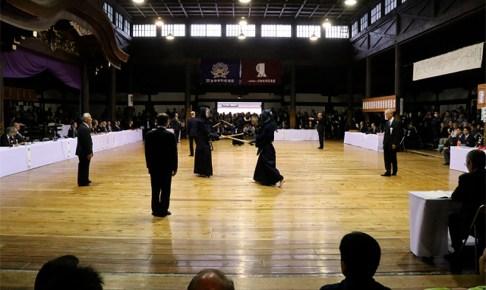 第114回全日本剣道演武大会 立合披露