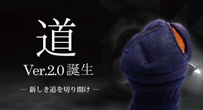ミツボシ剣道甲手「道」