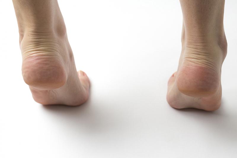 下腿部(ふくらはぎ)の筋力アップ