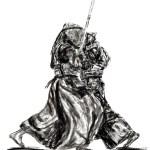剣道イラスト【かっこいい】成長日記のご紹介&無料使用可能