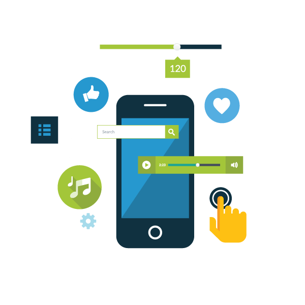 Développement application mobile - KendoDev
