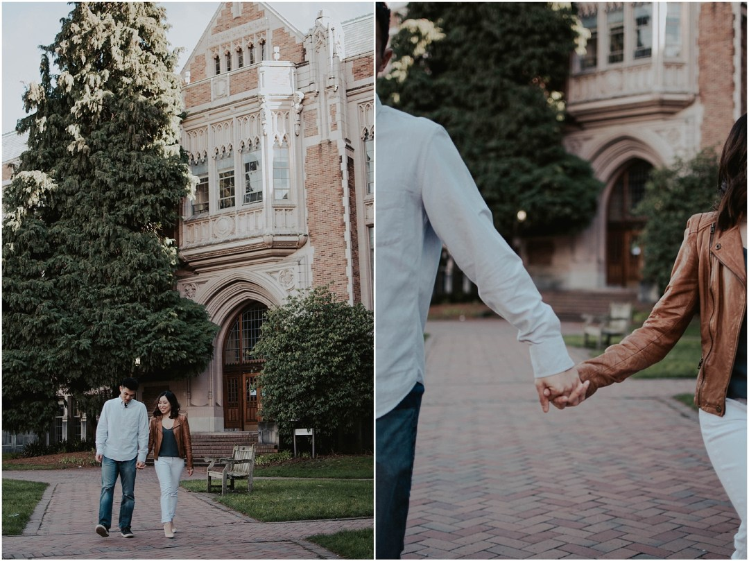 University-of-Washington, University-WA, UW, UW-Engagement-photos, seattle-engagement-photographer, seattle-wedding-photographer, suzzallo-library, Magnuson-park, engagement-session,