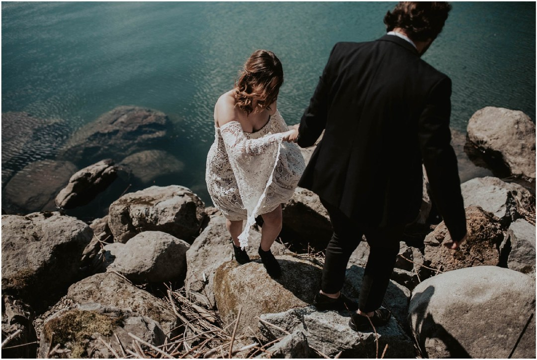 Rattlesnake-Lake-Elopement, Rattlesnake-Lake, Washington-Rattlesnake-Lake, Seattle-Wedding-Photographer, Elopement-Photos, Seattle-Elopement-Photos, Elopement-Photographer, Greenlake-Jewlery, The-Dress-Theory-Seattle, Ru-De-Seine, Bridal-Gown, Unique-Engagement-Ring, Pacific-Northwest, Rattlesnake-Ledge,
