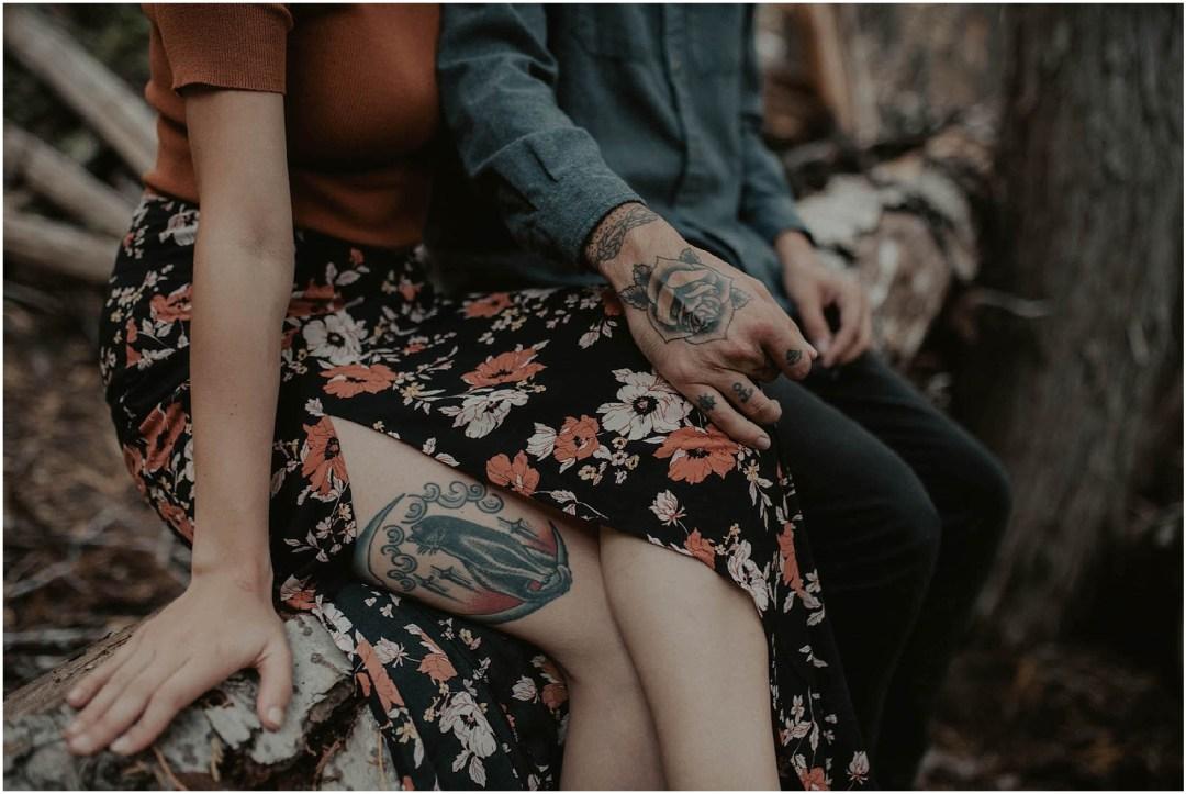 Adventure-Session, engagement-photos, Hurricane-Ridge, Olympic-National-Park- seattle-wedding-photographer, Hurricane-Ridge-Photos, Olympic-National-Forest, engagement-inspo, Washington-Engagement-Session, Mountain-Engagement, Adventure-Engagement, Hurricane-Ridge-Engagement, Tatted-Couple, Tatted-Lovers,