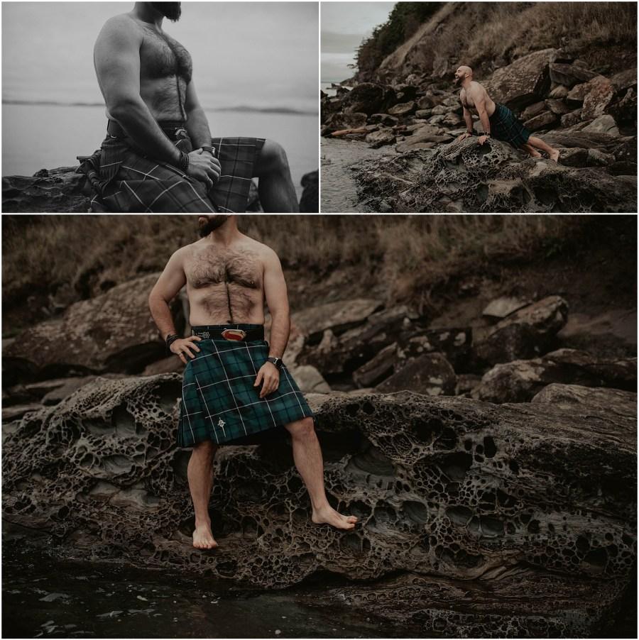 forest-dudeoir, Ocean-dudeoir, Bellingham-Wa-Photographer, seattle-boudoir, seattle-boudoir-photographer, Seattle-dudeoir-Photos, seattle-dudeoir-photographer, Beach-dudeoir, PNW-dudeoir, dudeoir-photography, dudeoir-inspiration, Body-empowerment, Kilt, Body-Love, Outdoor-Boudoir, Outdoor-Boudoir-Photographer,