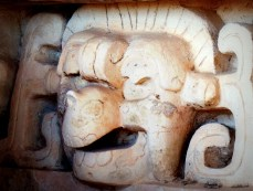 El Trono Carving (Photo/Kendra Yost)