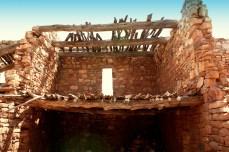 Kinishba Ruins, Whiteriver, AZ 2013. Photo/Kendra Yost)