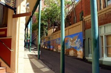 Old Bisbee Arizona. Photo/Kendra/Yost