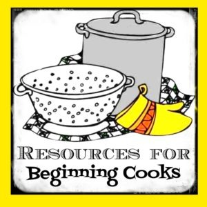 Resources for Beginning Cooks
