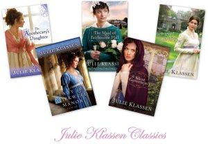 Julie Klassen Novels