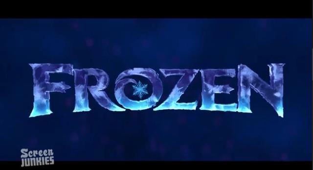 Frozen Honest Video