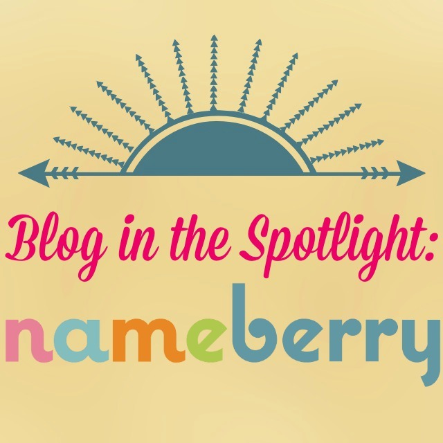 Nameberry Blog in the Spotlight