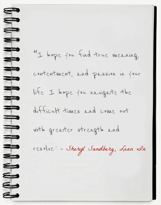 Sheryl Sandberg True Meaning