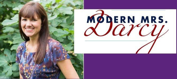 Modern Mrs. Darcy