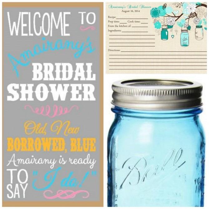 Amairany's Bridal Shower