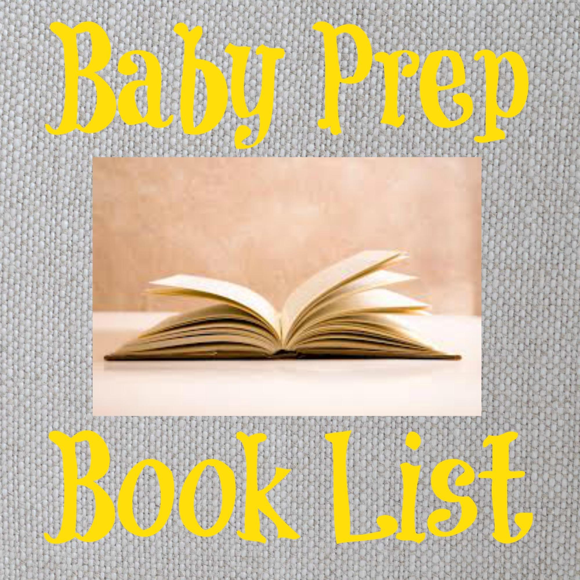 My Baby Prep Reading Wish List