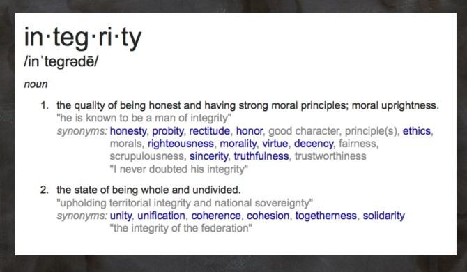 Integrigy