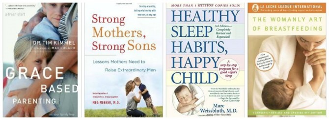 Parenting Books TBR