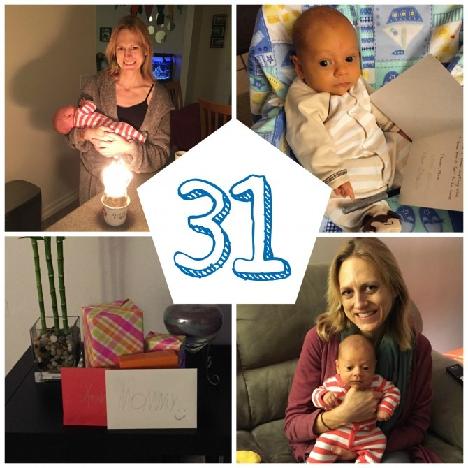 31st Birthday Photo