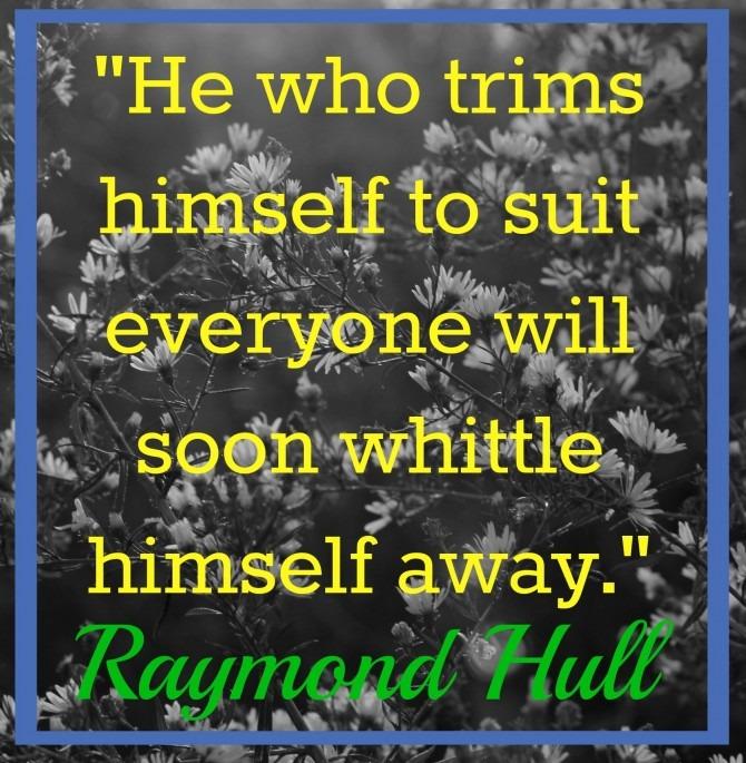 Quote  Raymond Hull