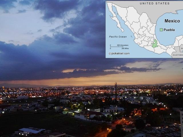 Puebla Mexico Today
