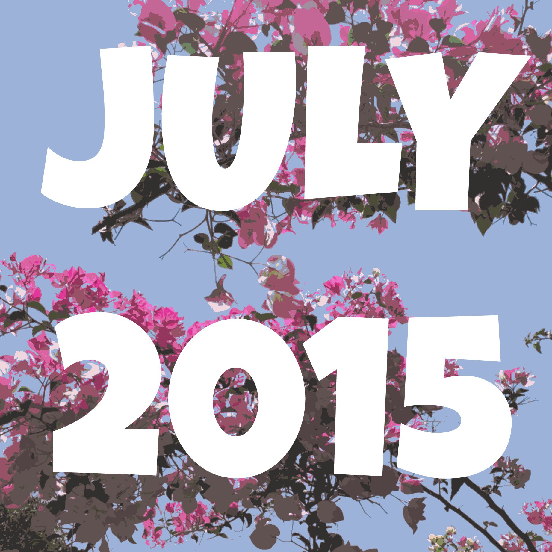 What I Learned in July {2015}