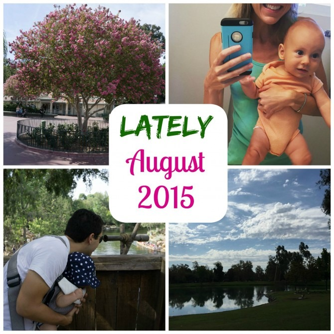 Lately  August 2015