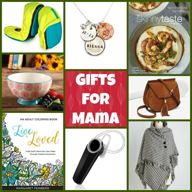 Gifts for Mama Collage
