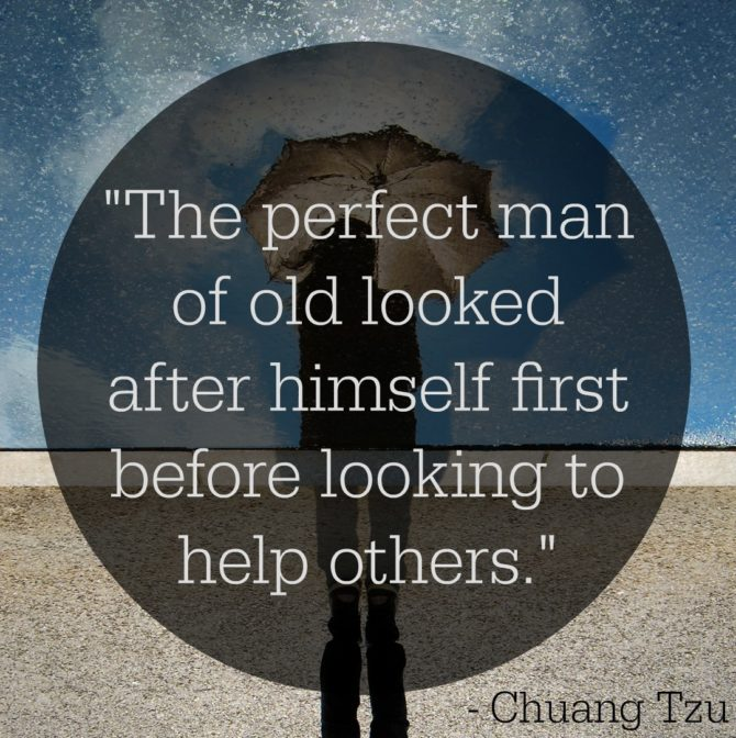 Quote from Chuang Tzu