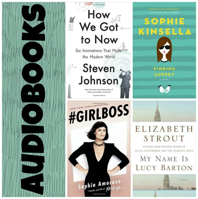 Audiobooks June 2016