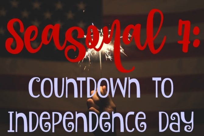 Countdown to Independence Day