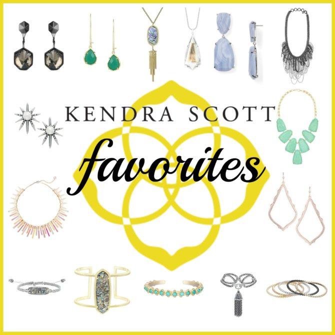 Kendra Scott Favorites