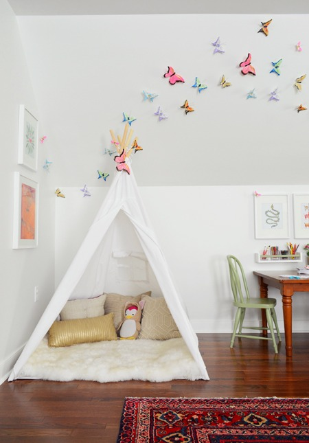 Cinco de Wednesday: Playroom Pin-spiration