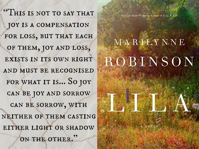 Lila A Novel