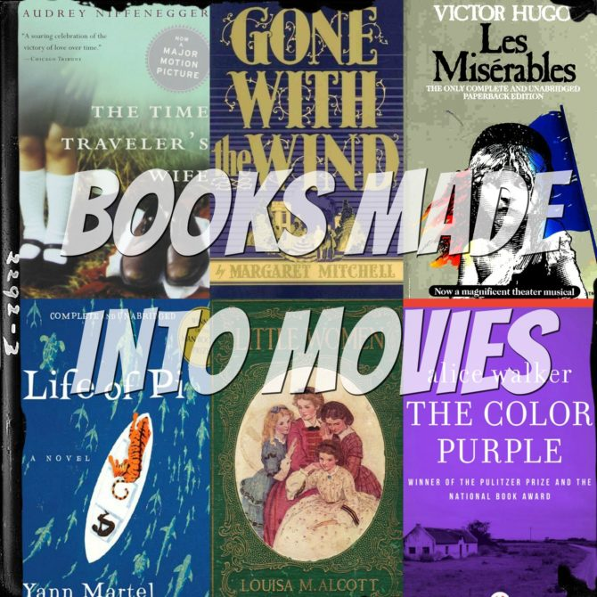 books-made-into-movies