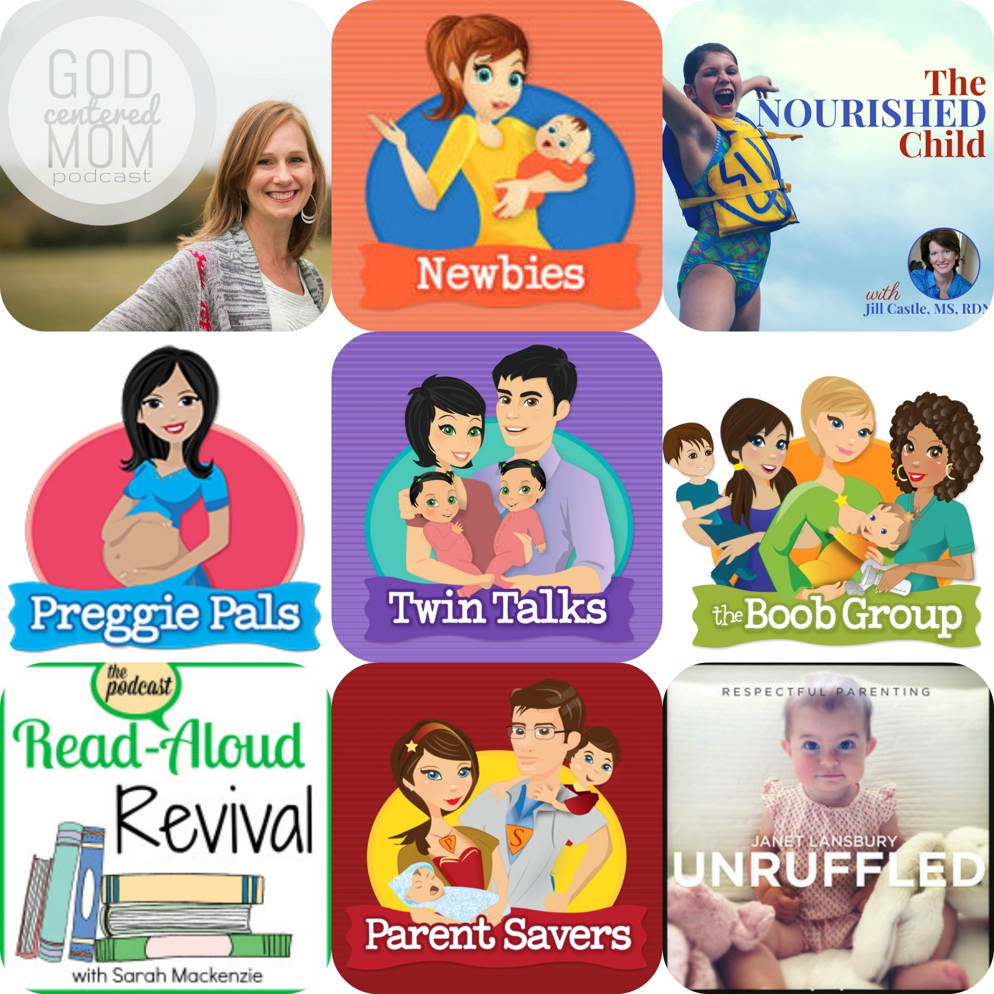 In the Spotlight: Podcasts for Parents